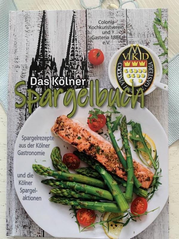Cover des Kölner Spargelbuch